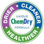 Drier, cleaner and healthier carpet cleaning with Chem-Dry's unique formula