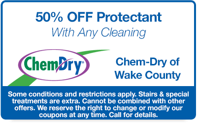 50% off protectant with any cleaning coupon
