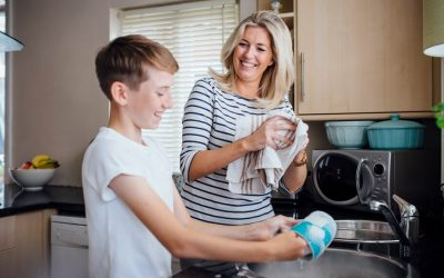 3 Ways To Get Kids Excited About Chores