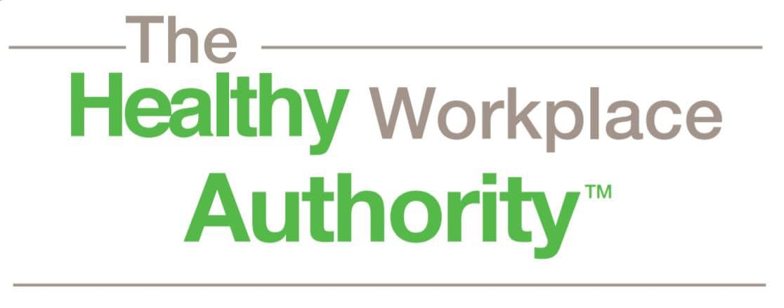 the healthy workplace authority badge